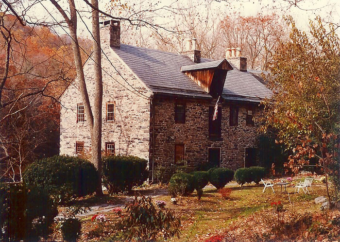 Saw Mill For Sale >> Point Pleasant Mills/Stover Mill - Bucks Co. - Pennsylvania